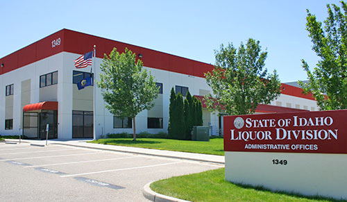 Idaho State Liquor Division Administrative Offices