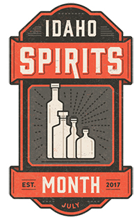 July Idaho Spirits Month