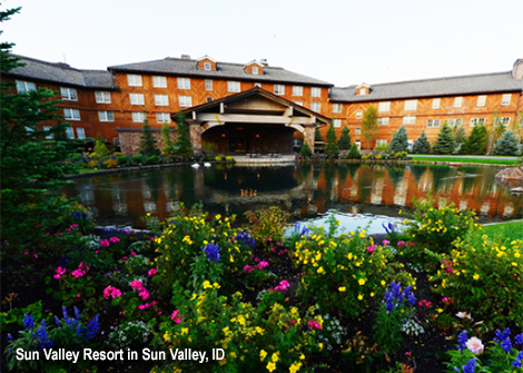 Sun Valley Resort in Sun Valley, ID